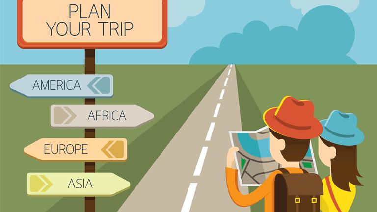 旅行ガイドブック 作り方
