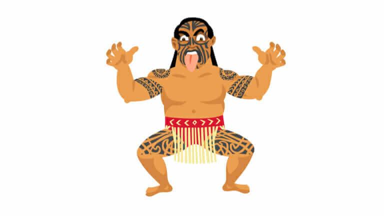 ニュージーランド マオリ族 ハカ