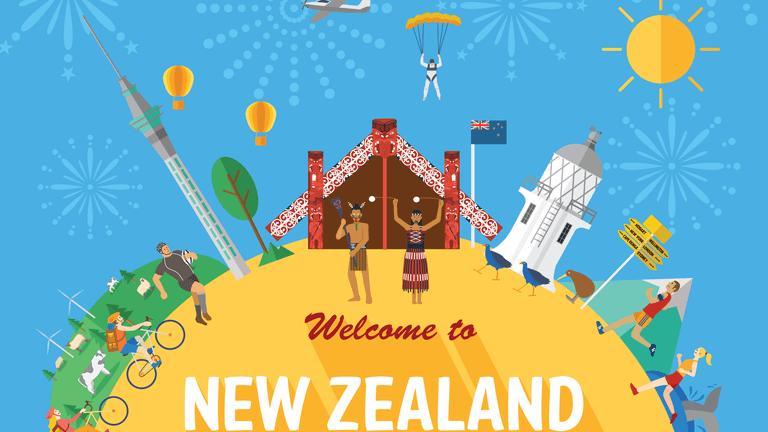 ニュージーランド 有名人