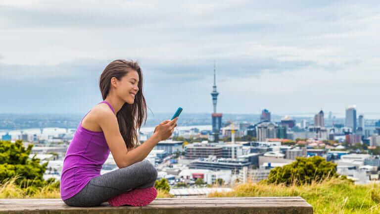 ニュージーランド 女性