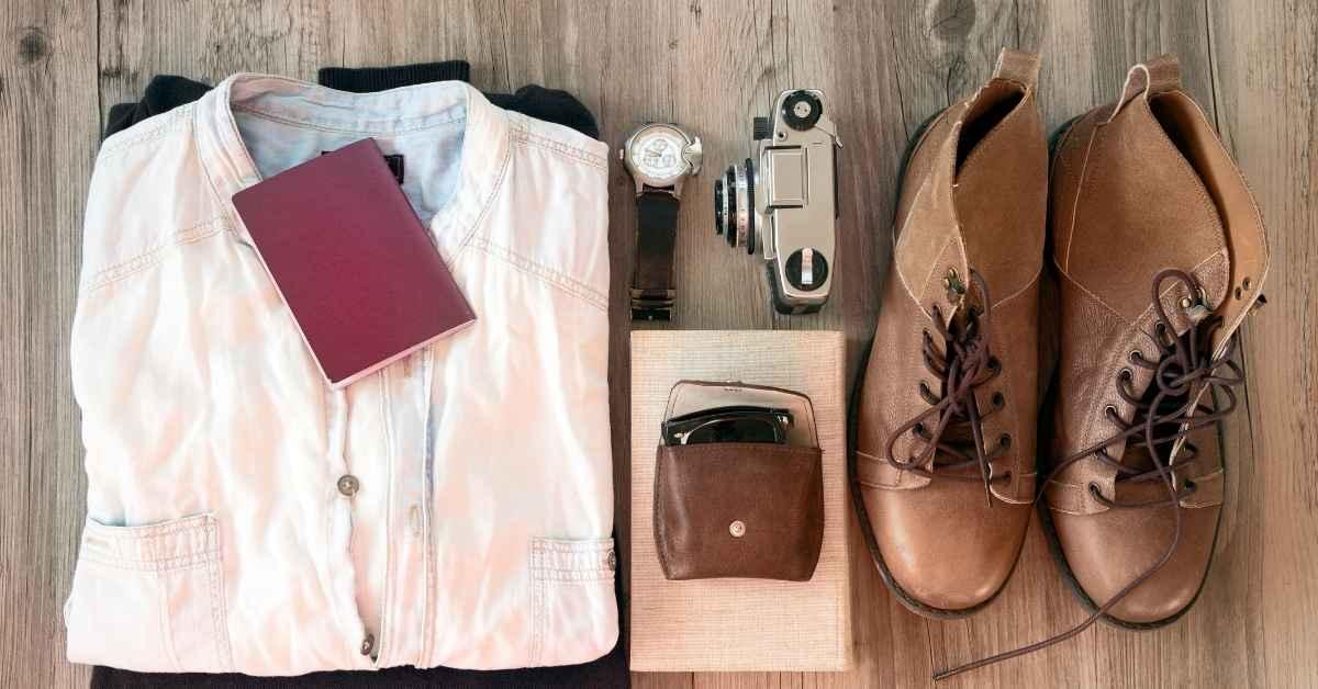旅行に行く準備をしよう